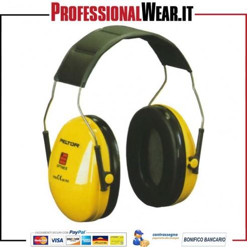 Cuffia anti rumore Optime I H510A Peltor 3M 1|€23.00005
