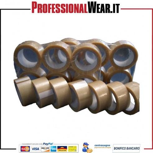 NASTRO PVC Trasparente mm50X66mt