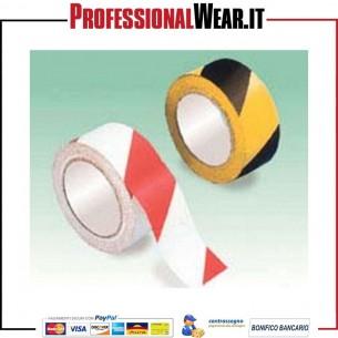 NASTRO PVC BIANCO-ROSSO mm50x33mt 1 €9.500018