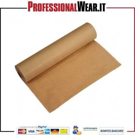 ROTOLO CARTA da pacco AVANA 85h x 200mt (Confezione 2 rotoli)