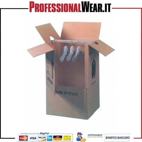 Scatole Appendiabiti mm500x450x1200h 1|€6.500038