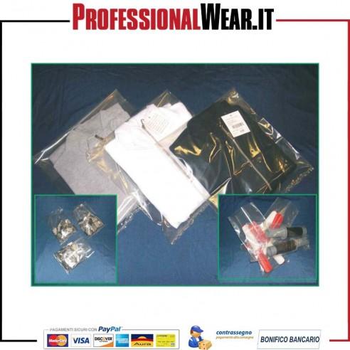 BUSTE in PLT 70x110 My 50 Trasparenti (confezione 280 pz)