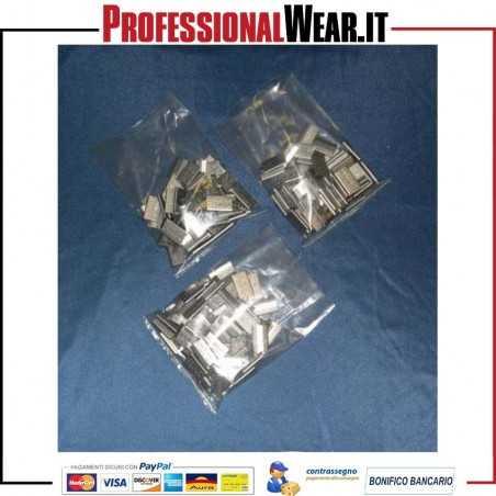 BUSTE PLT 15x30 My 50 Trasparente (confezione 4678 pz)