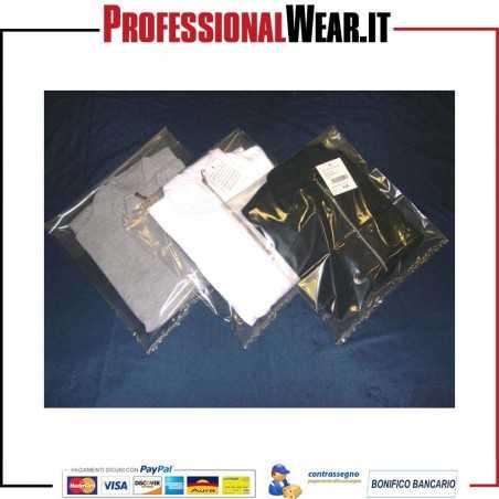 BUSTE PLT 35x50 My 50 Trasparente (confezione 1200 pz)
