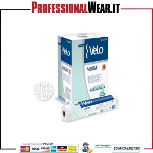 LENZUOLINO MEDICO BIANCO 80mt x h59