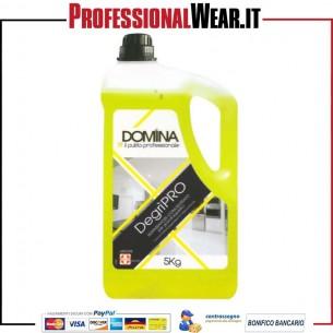 Detergete Sgrassante DEGRI' PRO Limone tanica 5 kg