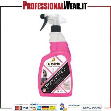 Detergente Sgrassante PERFECT PRO multisuperficie c/antibatterico 750ml
