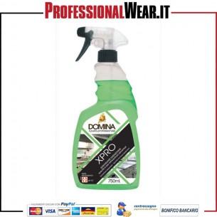 Detergente Sgrassante XPRO HACCP non profumato 750ml 1|€2.0008