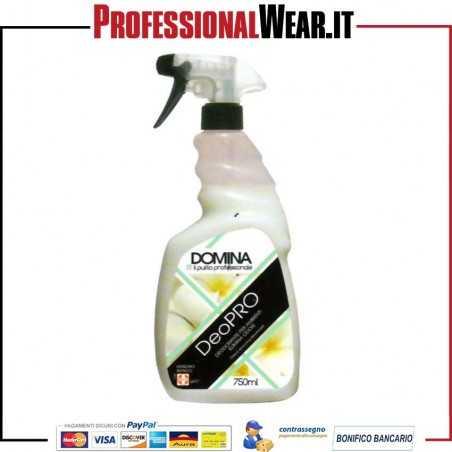 Detergente Deodoranti DEO PRO deodorante elimina odori flacone 750ml