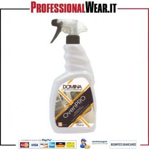 Detergente Disincrostante OVEN PRO detergente alcalino forni/piastre flacone da 750 ml 1|€4.149952