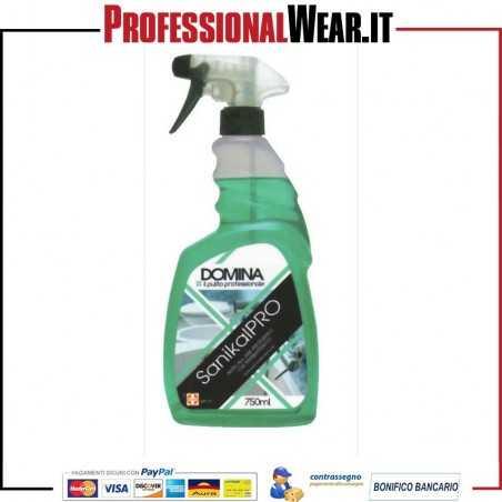 Detergente Disincrostante SANIKAL PRO scioglicalcare profumato flacone 750 ml