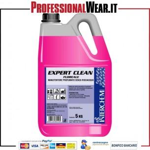 Detergente Pavimenti EXPERT CLEAN FLOREALE 5 kg