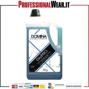 Detergente Lavastoviglie DRY PRO brillantante lavastoviglie acque medie tanica da 5kg