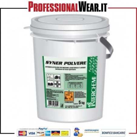 Detergente Lavastoviglie SYNER POLVERE lavastoviglie polvere tanica da 5kg