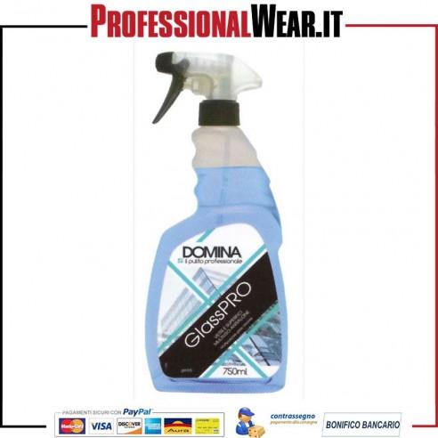 Detergente Vetri GLASSPRO Multiuso antialone 750 ml