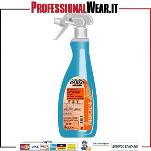 Detergente Bagno ARGONIT BAGNO FRESH flacone da 750 ml