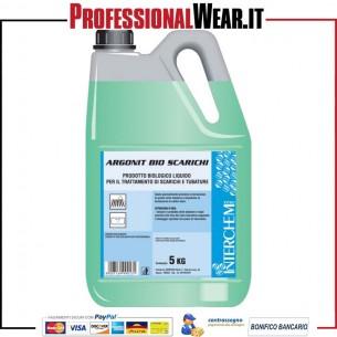 Detergente Bagno ARGONIT BIO SCARICHI tanica da 5 kg