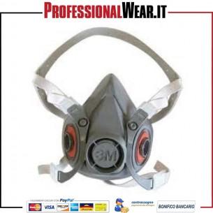 Maschera facciale filtrante 6300 3M
