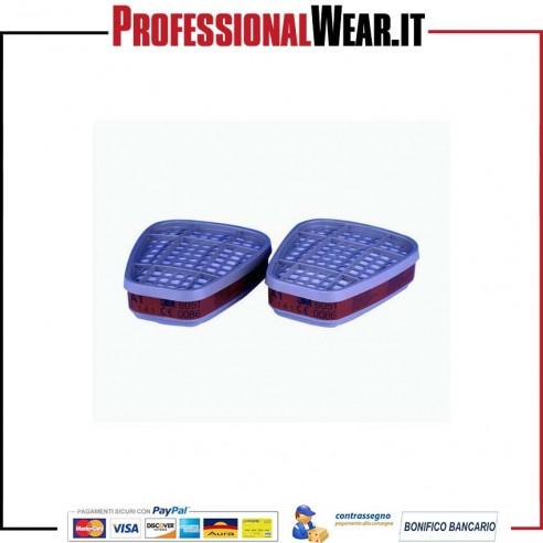 Filtri per la serie 6000 3M 6051 A1 (confezione 2 pezzi)