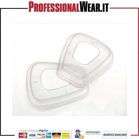 Ghiera per filtri 3M 501 - 5000/6000 (confezione 2 pezzi)