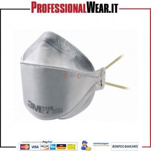 Mascherina 3M 9310 FFP1 senza valvola (confezione 20 pezzi)