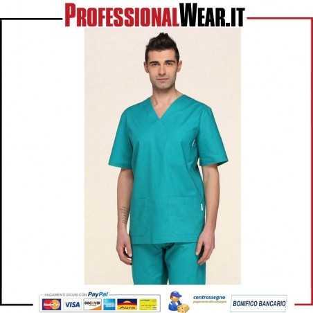 Casacca Medico Unisex Giblor's Collo a V