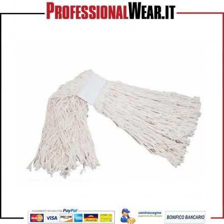 Ricambio per il Mop in cotone gr.400