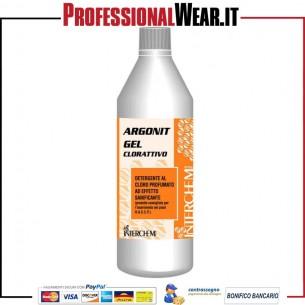 Detergente Sanificante Igienizzante ARGONIT GEL CLORATATTIVO flacone da 1 lt 1|€2.500024