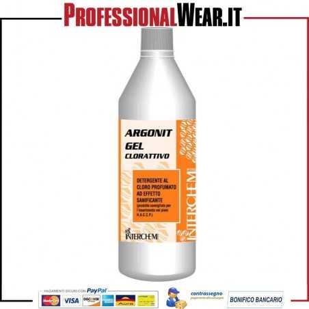 Detergente Sanificante Igenizzante ARGONIT GEL CLORATATTIVO flacone da 1 lt