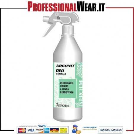 Detergente Deodoranti ARGONIT DEO VANIG/SANDALO flacone da 1 lt