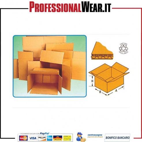 Scatole di cartone doppia onda mm.400x400x200H (Cf 10 pz) 1|€10.248