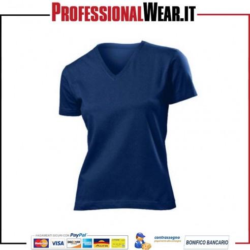 T-Shirt DONNA manica corta Stedman Classic 2700 Stedman 2 €3.299978