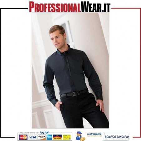 Camicia Uomo per ufficio manica lunga RJ916M