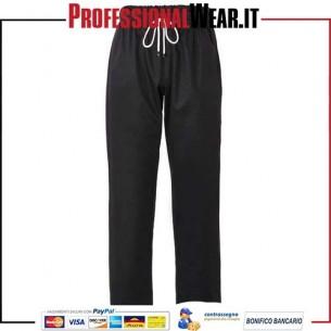 Pantalone da cuoco Modello PLUTONE Rossini Trading 1 €16.90005