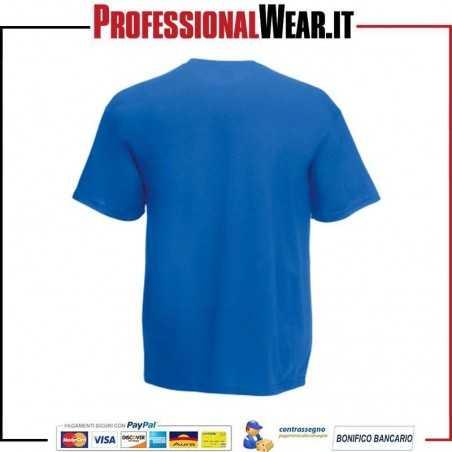 T-shirt girocollo UOMO manica corta FRUIT OF THE LOOM 61082 Fruit of the Loom 4|€2.99998