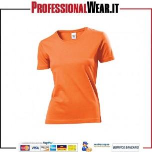 T-Shirt DONNA manica corta Stedman Classic 2600 Stedman 2 €3.500058