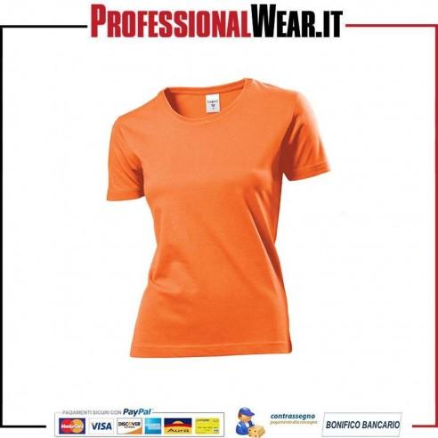 T-Shirt DONNA manica corta Stedman Classic 2600 Stedman 2|€3.500058