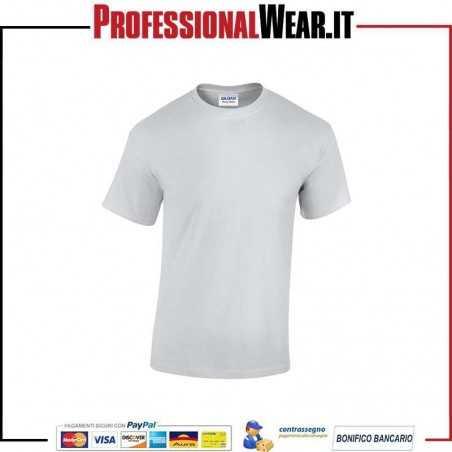 T-Shirt girocollo manica corta UOMO Gildan