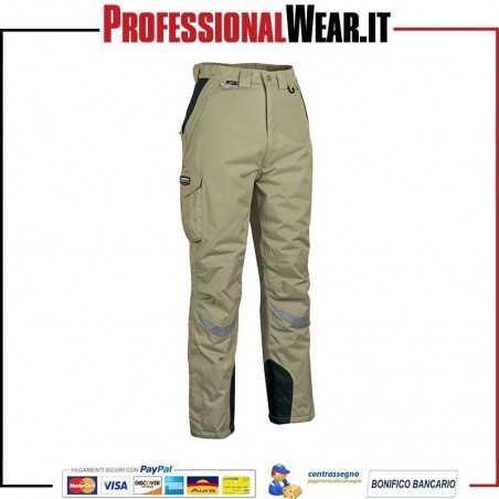Pantalone da lavoro Cofra FROZEN Invernale