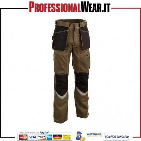 Pantalone da lavoro Cofra Carpenter