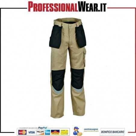 Pantalone da lavoro Cofra BRICKLAYER