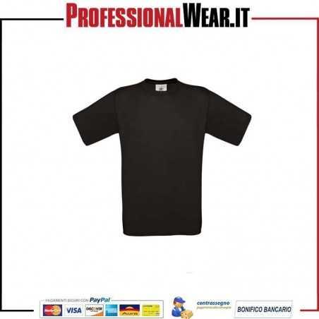 T-Shirt Uomo girocollo manica corta B&C CTU002