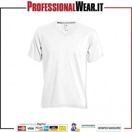T-Shirt Uomo collo a V manica corta Payper V-NECK
