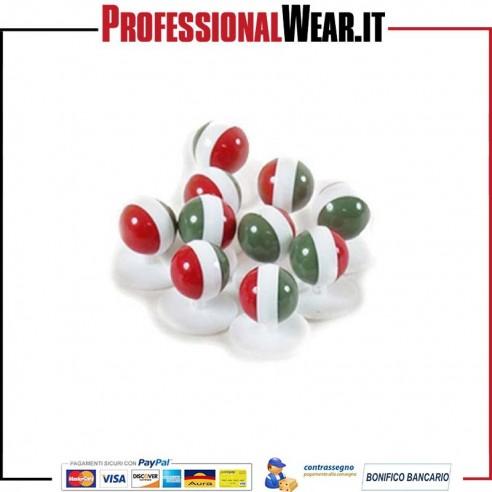Bottoni Giacca da Cuoco modello COOKING (Confezione 10 pz) Rossini Trading 1|€4.65003