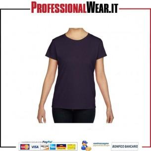 T-Shirt Donna girocollo manica corta Gildan GL5000L