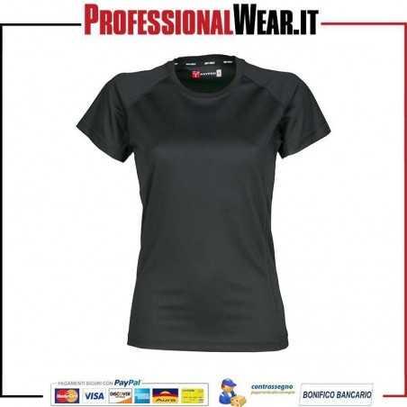 T-Shirt Donna girocollo manica corta Payper RUNNER LADY