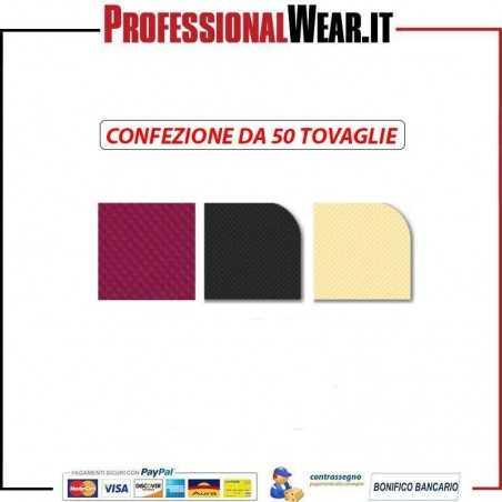 TOVAGLIA tessuto non tessuto modello Fiesta 150X150 (Conf da 50 tovaglie) 1|€28.4504