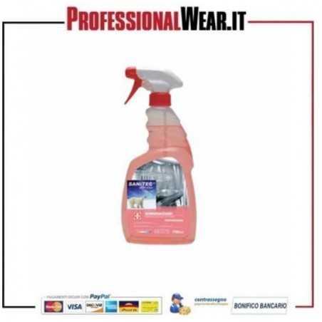 SGRASSACCIAIO detergente sgrassante 750ml