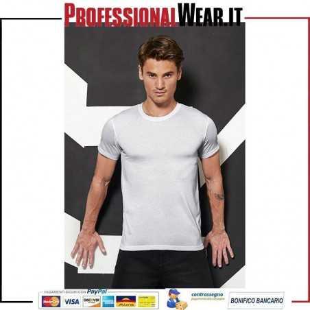 T-Shirt UOMO Girocollo Corta Sublimation