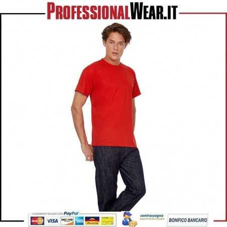 T-Shirt UOMO Girocollo Manica Corta Exact 150